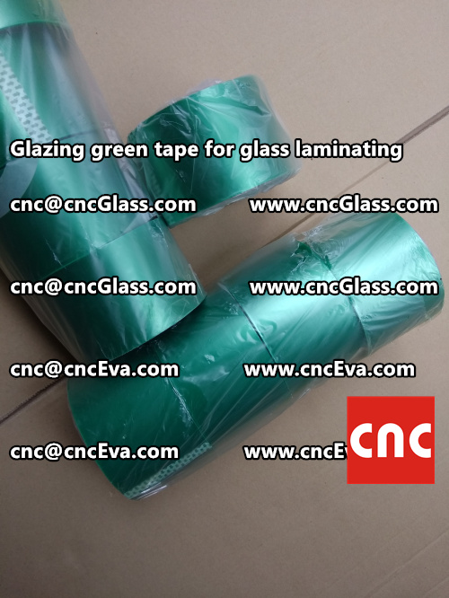 green tape for eva glass (1)
