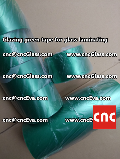 green tape for eva glass (2)
