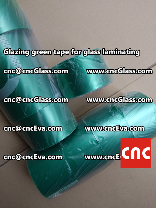 green tape for eva glass (3)