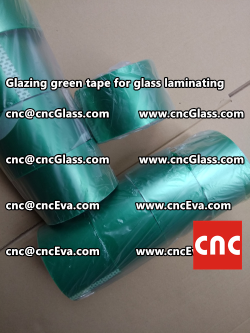 green tape for eva glass (4)
