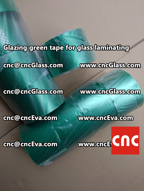 green tape for eva glass (5)